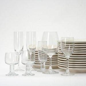 Quelle quantité de vaisselle acheter lors de la création de son restaurant ?