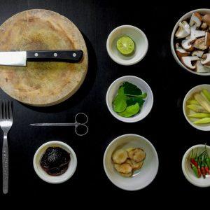Ratio clé d'un  restaurant : La consommation de matières premières