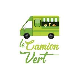 le camion vert