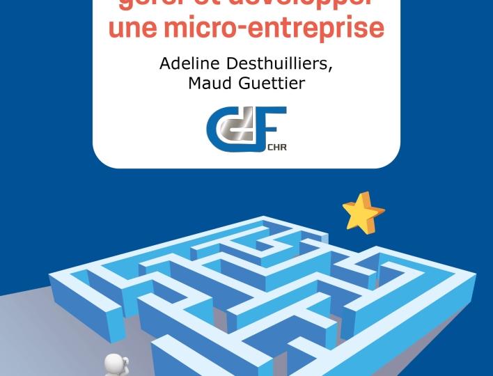 Livre «Apprendre à créer, gérer et développer une micro-entreprise»  – Format papier ou e-book