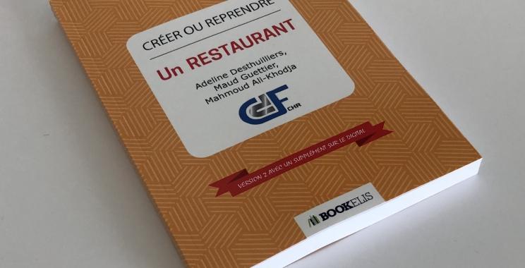 Le guide pour « Créer ou reprendre un restaurant »