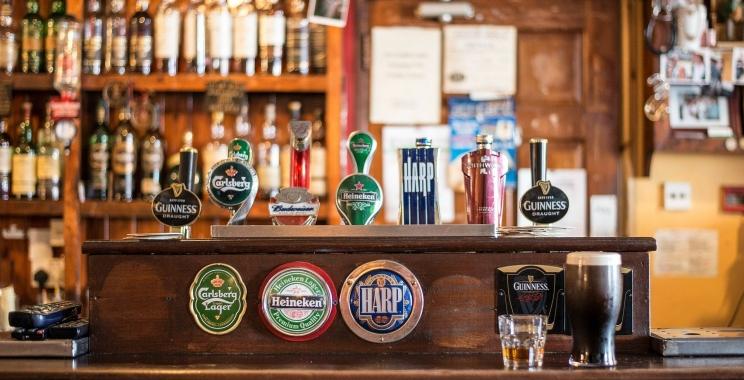 Le concept du bar à bières