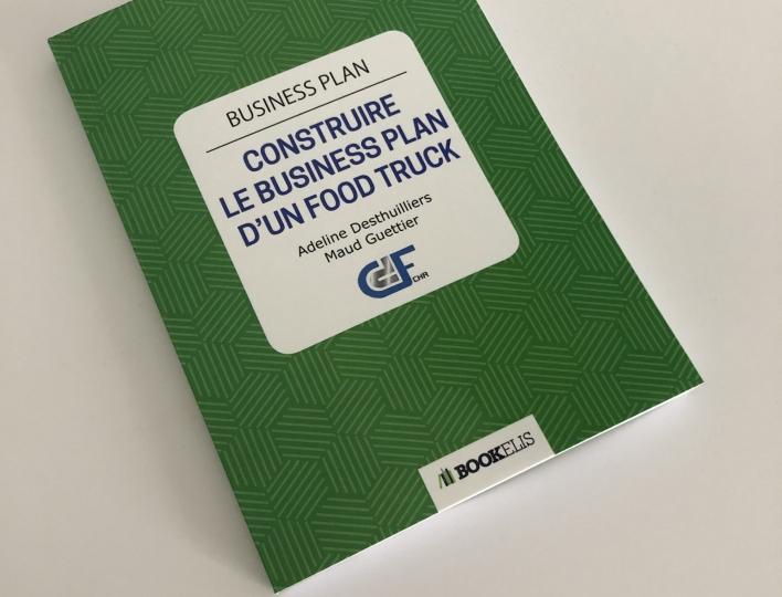 Livre «Construire le business plan d'un food truck»  – Format papier ou e-book