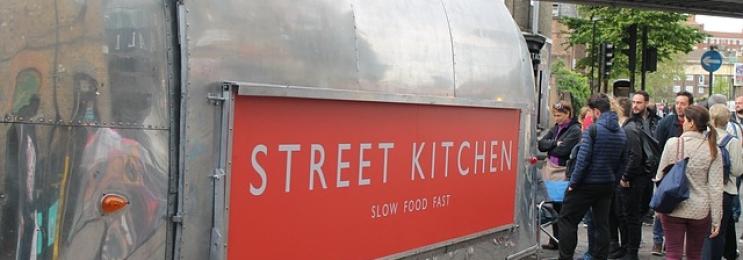 Installation d'un Food Truck