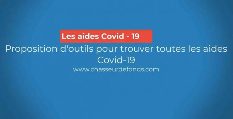 Les bons outils pour trouver les aides Covid-19